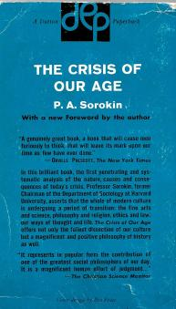 10 - The Crisis of Our Age (paperback)