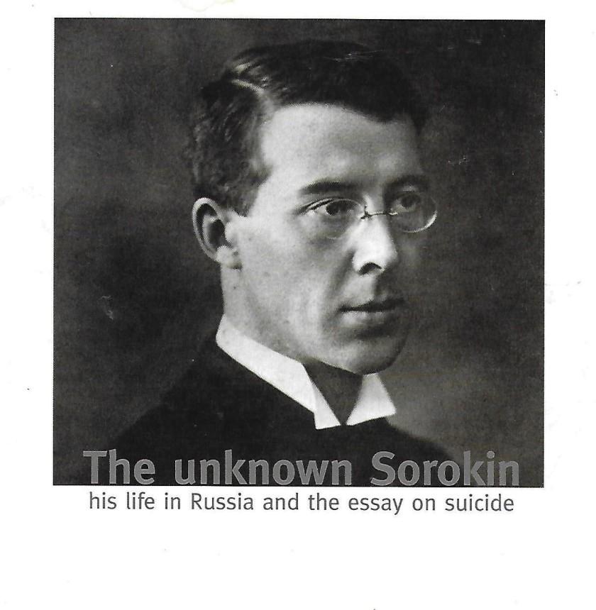 Sorokin 1917